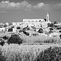 Achna Abandoned Greek Village Now Within The Un Buffer Zone In The Green Line Dividing Cyprus by Joe Fox