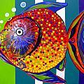 Acidfish 60 by J Vincent Scarpace