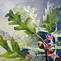 Acorn Trio by Saundra Lane Galloway