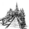 Across The Bridge by Alice Chen