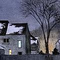 Across The Fence by Arthur Barnes