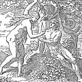 Adam & Eve by Granger