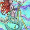 Adira The Mermaid by Janice T Keller-Kimball