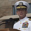 Admiral Eric Olson Speaks by Michael Wood