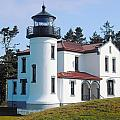 Admiralty Head Lighthouse by Kelly Manning