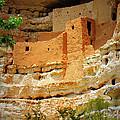 Adobe Cliff Dwelling by Carol Groenen