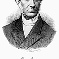 Adolphe Quetelet (1796-1874) by Granger