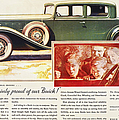 Ads: Buick, 1932 by Granger