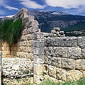 Aegosthena North Gate by Andonis Katanos