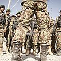 Afghan Air Force Members Get Briefed by Stocktrek Images