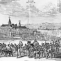 Africa: Benin City, 1686 by Granger