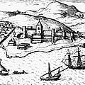 Africa: Portuguese Fort by Granger