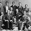 African American Academic Students by Everett