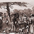 African American Freedmen Receiving by Everett