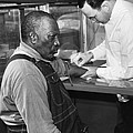 African American Patient Receiving by Everett