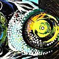 After Acidfish 72 by J Vincent Scarpace