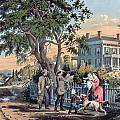After The Hunt by Currier and Ives