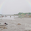 After The Rain Kennebunkport Maine by Anne Kitzman