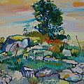 after Van Gogh 13 by Mariano Zucchi