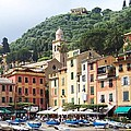 Afternoon In Portofino by Marilyn Dunlap