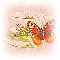 Afternoon Tea by Sharon Lisa Clarke