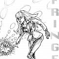 Agent Dunham by Big Mike Roate