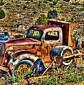Aging Truck by Jon Berghoff