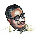 Agostinho Neto by Emmanuel Baliyanga