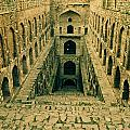 Agrasen Ki Baoli by Sandeep Pandey