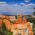 Agua Canyon Bryce Canyon National Park by Greg Norrell