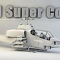 Ah-1 Super Cobra by Dale Jackson