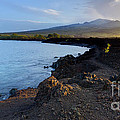 Ahihi Preserve And Haleakala Maui Hawaii by Dustin K Ryan