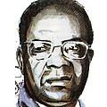 Aime Cesaire by Emmanuel Baliyanga