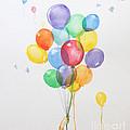 Air Balloons by Viki Vehnovsky