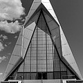 Air Force Academy Chapel 1 by David Bearden