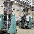 Aircraft Engine Construction by Ria Novosti