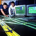 Airfield Lighting Simulation by Volker Steger