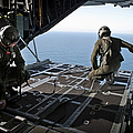 Airmen Wait For The Signal To Deploy by Stocktrek Images