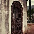 Ajijic Cemetary Crypt by Susan Isakson