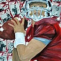Alabama Quarterback by Michael Lee