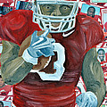 Alabama Running Back by Michael Lee