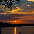 Alabama Sunset by Shannon Harrington
