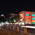 Alamo Plaza by David Morefield