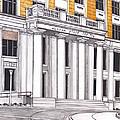 Alaska State Capitol by Frederic Kohli