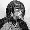 Alaska: Woman, C1784 by Granger