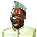 Albert John Luthuli by Emmanuel Baliyanga