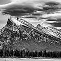 Alberta Rockies by Guy Whiteley