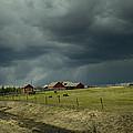 Alberta Stormy Weather by Diane Dugas