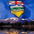 Albertas Rocky Mountains by Corey Hochachka