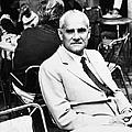 Alberto Moravia (1907-1990) by Granger